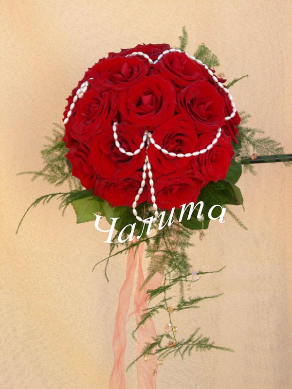 Букет невесты кармен увеличить