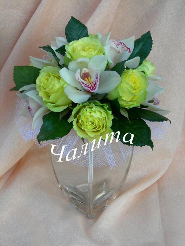 Петербург букет невесты доставка