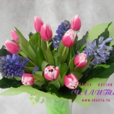 Bouquet «A Present of Spring»