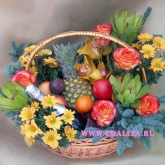 A Gift Basket «Bohemian Luxury»