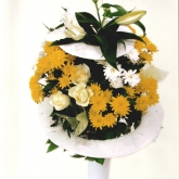 Bouquet «Double frame-work»